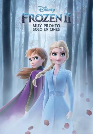 Холодное сердце 2 Poster