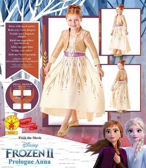 Frozen 2 Prologue Anna Dress