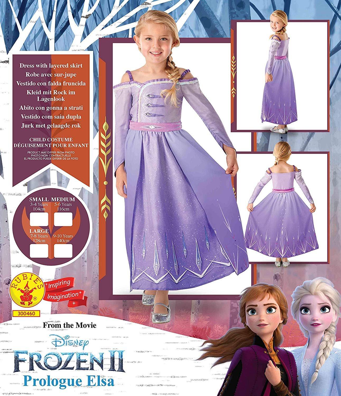 Frozen 2 Prologue Elsa Dress