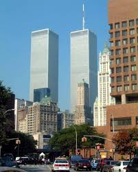 Full View Of The Twin Towers