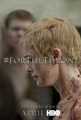 Game of Thrones - 'For the Throne' Poster - Cersei Lannister - game-of-thrones photo