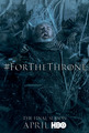 Game of Thrones - 'For the Throne' Poster - Hodor - game-of-thrones photo