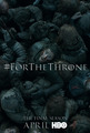 Game of Thrones - 'For the Throne' Poster - Jon Snow - game-of-thrones photo