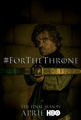 Game of Thrones - 'For the Throne' Poster - Tyrion Lannster - game-of-thrones photo