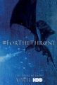 Game of Thrones - 'For the Throne' Poster - Viserion - game-of-thrones photo