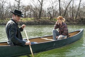 Garret Dillahunt as John Dorie in Fear the Walking Dead