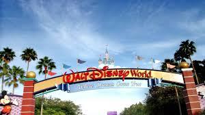Gateway To Disney World