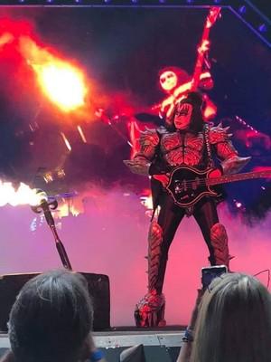 Gene ~Albuquerque, New Mexico...September 11, 2019 (Isleta Amphitheater)