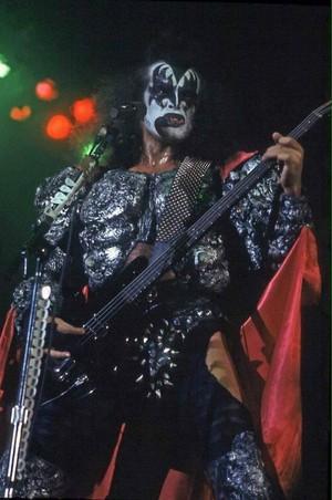 Gene ~Chicago, Illinois...September 22, 1979 (International Amphitheater)