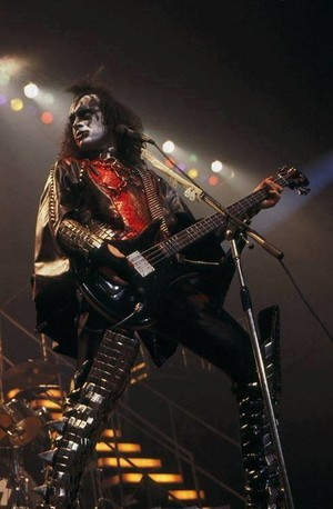 Gene ~Detroit, Michigan...January 20-21, 1978 (Alive II Tour)