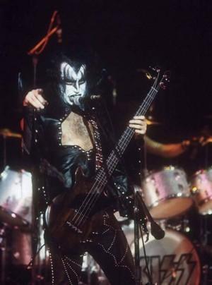 Gene ~Detroit, Michigan...September 28, 1974 (Michigan Palace)