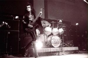 Gene ~Saginaw, Michigan...November 10, 1974 (Delta College Gymnasium)