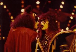 Gene and Ace ~Brussels, Belgium...September 21, 1980