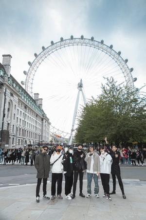Got7 in London