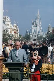 Grand Opening Disneyworld 1971