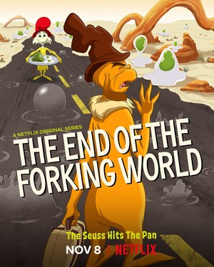 Green Eggs and Ham Poster - The End of the Forking World