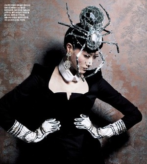 हैलोवीन मकड़ी makeup/costume🧡🎃🍂✨🖤🕷️