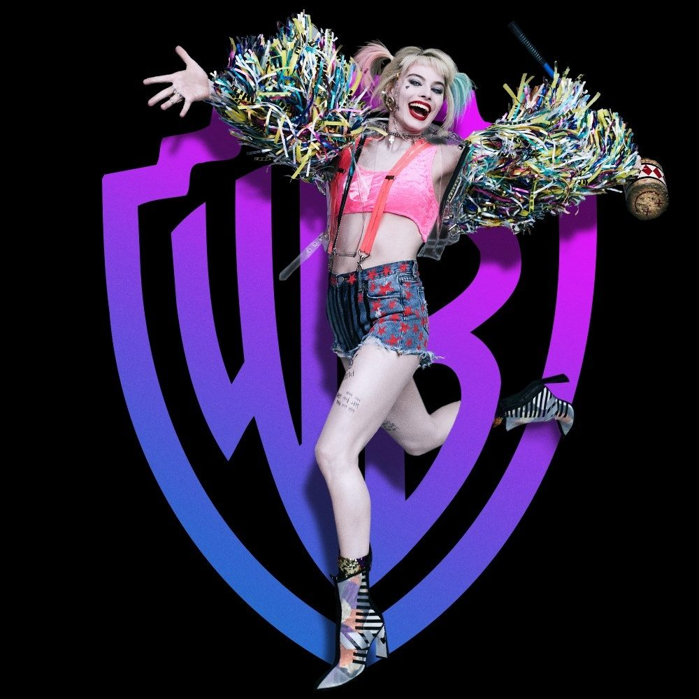 Harley Quinn Social Media Takeover Profile Photos