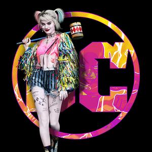 Harley Quinn Social Media Takeover प्रोफ़ाइल चित्रो