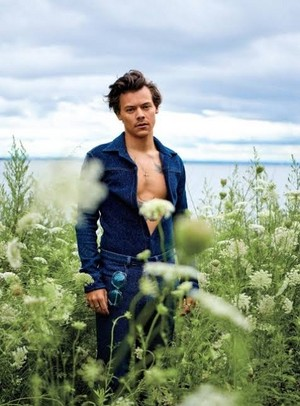 Harry for Rolling Stone