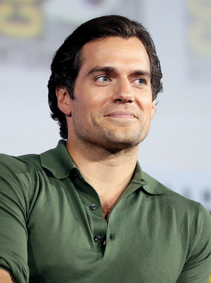 Henry Cavill at SDCC 2019 (Witcher Cast)