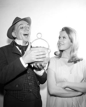 Henry Jones and Liz