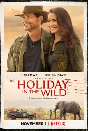 Holiday in the Wild (2019) Poster