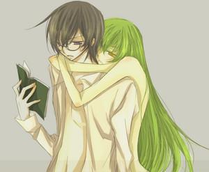 Hugs From C. C.