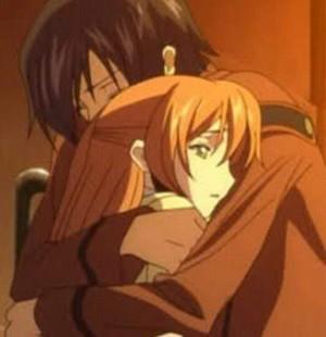 Hugs From Lelouch