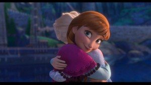 Hugs From Princess Anna