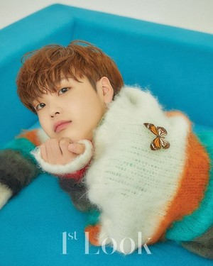 Hyeongjun for 1st Look Magazine Cover