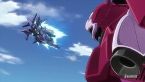 Impulse Gundam Arc VS. Jagd Doga Thorn