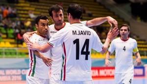 Iran Futsal Team Champions