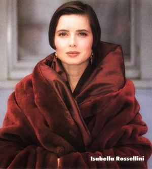 Isabella looking like Lisle