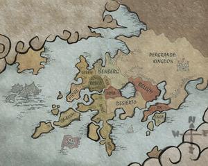Ishgar map