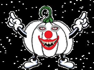 Jacko the कद्दू Clown