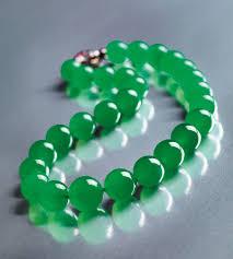 Jade Beaded halskette