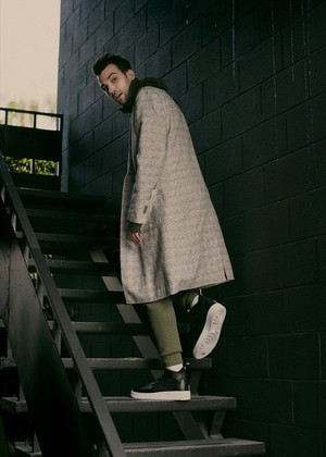 Jay Baruchel - Interiew Magazine Photoshoot - 2017
