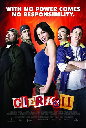 Jay and Silent Bob - 'Clerks 2' Poster
