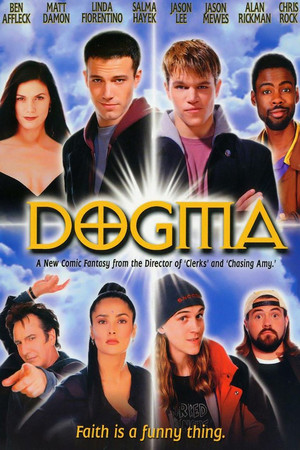 vlaamse gaai, jay and Silent Bob - 'Dogma' Poster