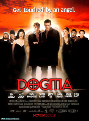 geai, jay and Silent Bob - 'Dogma' Poster