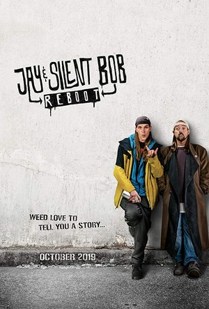 Jay and Silent Bob - 'Jay and Silent Bob Reboot' Poster