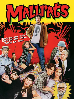 jay and Silent Bob - 'Mallrats' Poster