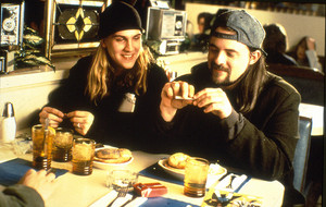 Jay and Silent Bob in 'Chasing Amy'