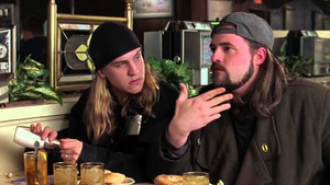 geai, jay and Silent Bob in 'Chasing Amy'