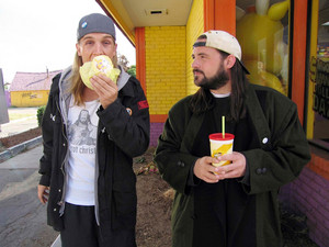 Jay and Silent Bob in 'Clerks 2'