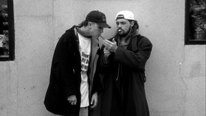 vlaamse gaai, jay and Silent Bob in 'Clerks'