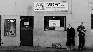 jay and Silent Bob in 'Clerks'