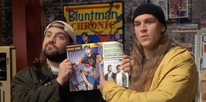 geai, jay and Silent Bob in 'Jay and Silent Bob Strike Back'