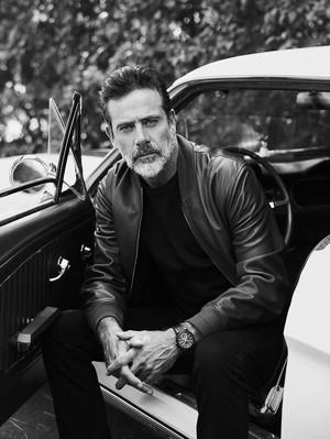 Jeffrey Dean モーガン, モルガン - Esquire Mexico Photoshoot - 2016